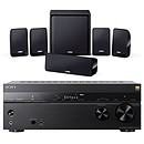 Sony STR-DN1080 + Yamaha NS-P20