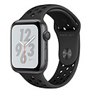 Apple Watch Nike+ Series 4 GPS Aluminium Gris Sport Anthracite/Noir 44 mm