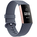 FitBit Charge 3 Or Rose / Bleu Ardoise