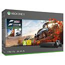 Microsoft Xbox One X (1 To) + Forza Horizon 4 + Forza Motorsport 7