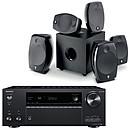 Onkyo TX-NR686E Noir + Focal Sib Evo 5.1.2 Dolby Atmos