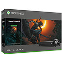 Microsoft Xbox One X (1 To) + Shadow of the Tomb Raider