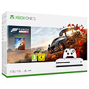 Microsoft Xbox One S (1 To) + Forza Horizon 4