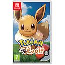 Pokémon : Let's Go, Evoli (Switch)