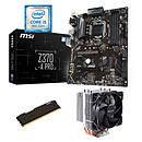 Kit Upgrade PC Core i5 MSI Z370-A PRO 4 Go