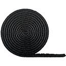Goobay Bande Scratch noir - 1 m