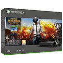 Microsoft Xbox One X (1 To) + PlayerUnknown's Battlegrounds (PUBG)