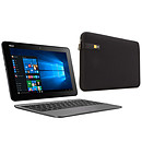 ASUS Transformer Book T101HA-GR029RB Gris avec clavier + housse Case Logic LAPS-111 OFFERTE !