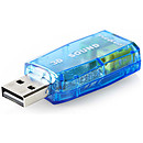 Nedis Carte Son 5.1 3D USB