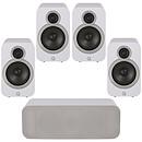 Q Acoustics Pack 5.0 3020i Blanc