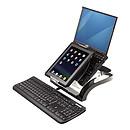 Fellowes Support multi-écrans pour ordinateur portable Smart Suites