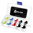 KLIM Embouts Écouteurs Fusion 4.9 mm