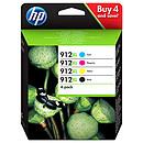 HP 912XL Pack (3YP34AE)