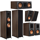 Klipsch Pack Atmos 8000 Noyer