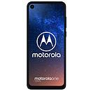 Motorola One Vision Bleu