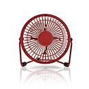 Nedis Mini-Fan (Rouge)