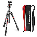 Manfrotto Befree Advanced Carbone Noir MKBFRTC4-BH + Sac