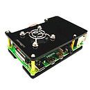 Boitier pour Raspberry Pi 4B (Noir)