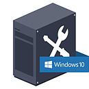 LDLC - Montage d'une machine avec installation Windows 10 Professionnel 64 bits