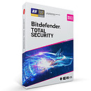 Bitdefender Total Security 2020 - Licence 10 postes 2 ans
