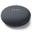 Google Nest Mini Charbon