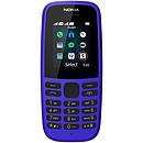 Nokia 105 2019 Dual SIM Bleu