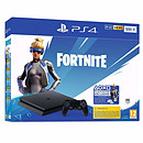 Sony PlayStation 4 Slim (500 Go) + Fortnite + 2ème DualShock