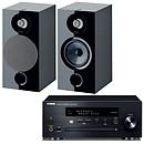 Yamaha MusicCast CRX-N470D Noir + Focal Chora 806 Noir
