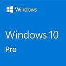 Microsoft Windows 10 Professionnel 64 bits - OEM (DVD)