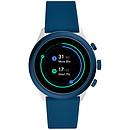 Fossil Sport 43 Smartwatch (43 mm / Silicona / Azul)