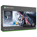Microsoft Xbox One X (1 To) + Star Wars Jedi : Fallen Order