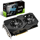 ASUS GeForce GTX 1660 DUAL-GTX1660-O6G-EVO