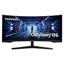 """Samsung 34"""" LED - Odyssey G5 C34G55TWWU"""