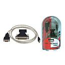 Adaptateur DB9 / DB25 sur port USB