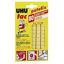 UHU Patafix 80 pastilles jaunes