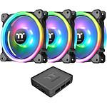 Thermaltake Riing Trio 14 LED RGB Radiator Fan