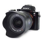 Sony Alpha 7R II + ZEISS Batis 25mm f/2