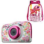 Nikon Coolpix W150 Flor + Mochila