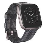 Fitbit Versa 2 Edición Especial Gris/Gris Ahumado Tejido