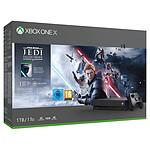 Microsoft Xbox One X (1 TB) + Star Wars Jedi : Fallen Order