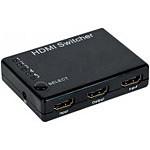 Switch HDMI 5 ports avec télécommande