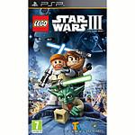 LEGO Star Wars III : The Clone Wars (PSP)
