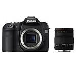Canon EOS 60D + SIGMA 18-200mm F3,5-6,3 DC