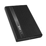 "ICY BOX IB-284StU-B - Boîtier externe 2.5"" USB 2.0"