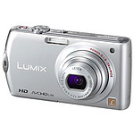 Panasonic Lumix DMC-FX70 Argent