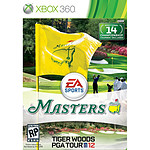 Tiger Woods PGA Tour 12 : The Masters (Xbox 360)