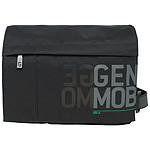 Golla G1012 - Sac Logan Noir taille M