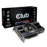 Club 3D GTX 550Ti CoolStream OC Edition 1024 MB