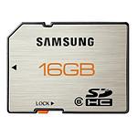 Samsung SDHC Plus 16 Go
