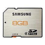 Samsung SDHC Plus 8 Go